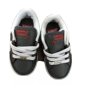 LEVI'S Infant Toddler Sneakers US 6
